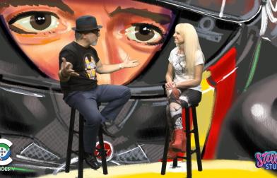 Camoes-TV-Stella's Studio with Vince Mancuso-2