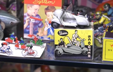 Forgotten Treasures – Ep11 – Vintage toys from Germany with Armando Terra