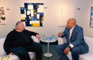 Here's the Thing – ep12 – Michael Coteau