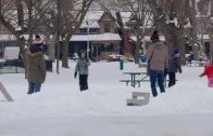 Dovercourt Houses Natural Ice Rink 2021