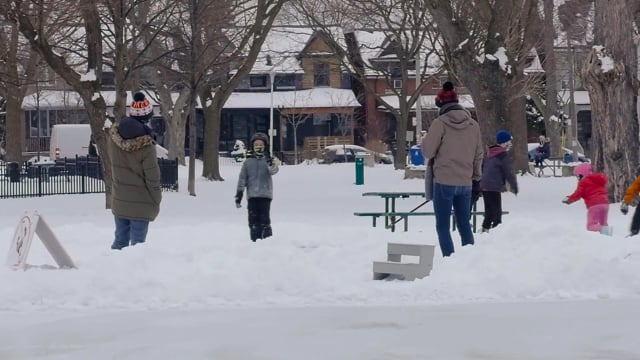 CAMOES TV – Dovercourt Hoses Natural Ice Rink 2021