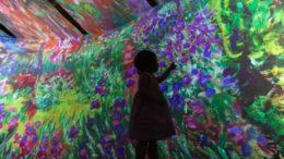 Stella's Studio – ep90 – Beyond Monet immersive, Justin Paquin,Clarice Goetz & Craig Sharma